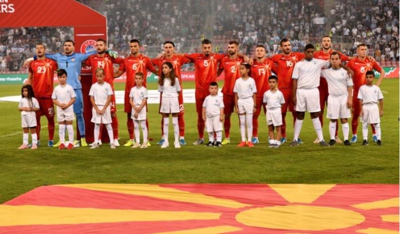 Македонската фудбалска репрезентација освои бод на гостувањето кај Грузија