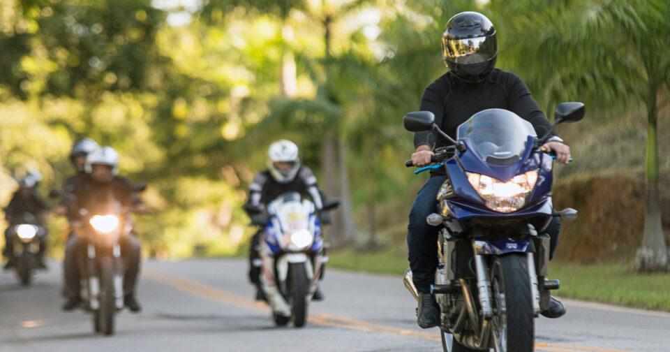 Полицијата денеска во Скопје казни 7 мотоциклисти – одземени се два мотори