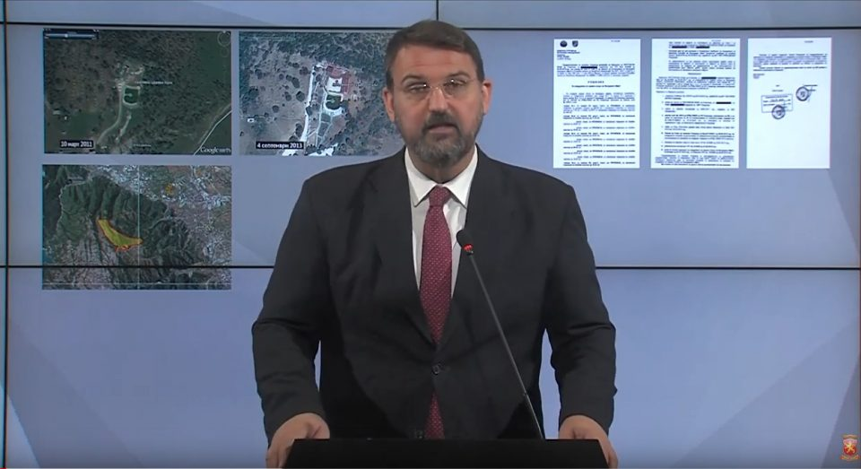 """Стоилковски: """"Цареви Кули"""" да добие правна разрешница со судење за злоупотреба на службената положба на Заев!"""