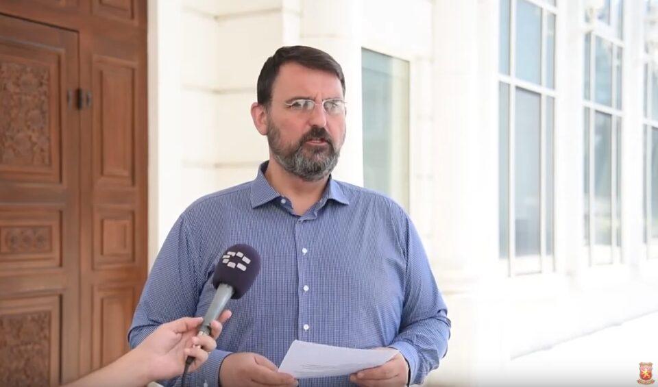 Стоилковски:Власта ниту ги слушна, ниту ги прифати ставовите на опозицијата за измените на Собранискиот деловник