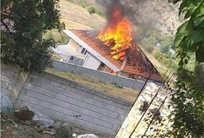 Деветчлено семејство бара помош за обнова на нивната куќа што изгоре во пожар
