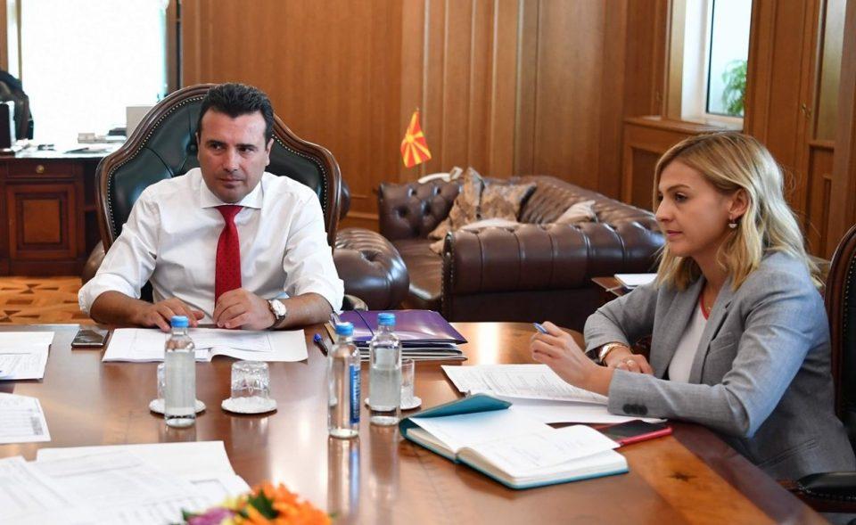 Додека фирмите на Зоран Заев и Нина Ангеловска земаа државна помош, над една третина од фирмите имаат блокирани сметки