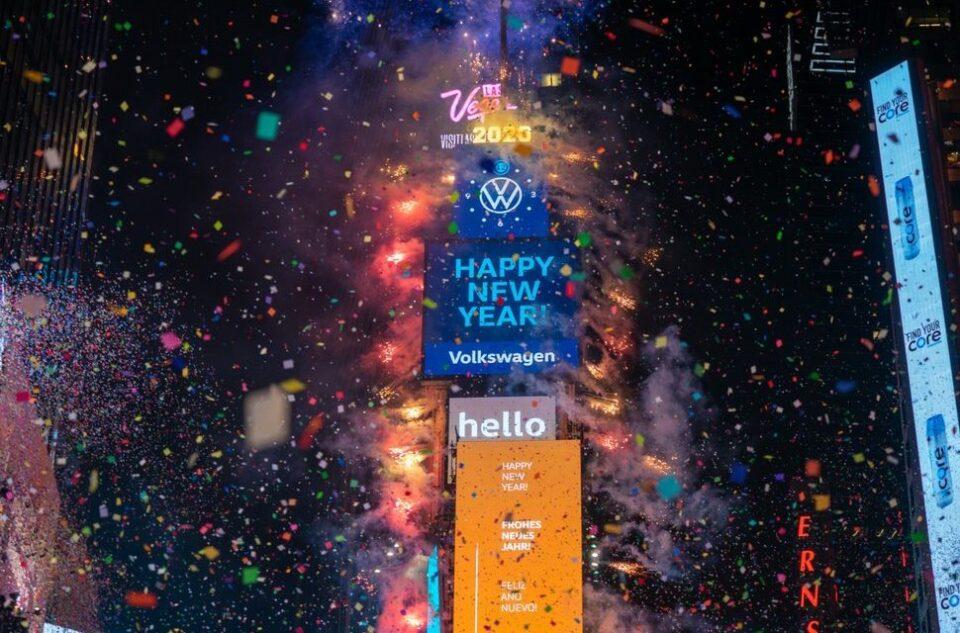 Њујорк ќе ја дочека Новата Година на виртуелен начин