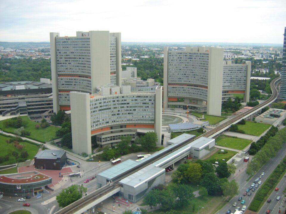 Во седиштето на ОН во Виена има 43 заразени со Ковид-19