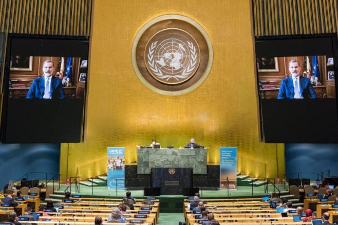 Светските лидери согласни: Само заедно против предизвиците, особено со пандемијата
