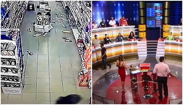"""Скопското тло на овој ден не престануваше да се тресе- луѓето панично бегаа по улиците, но и од емисијата """"Се или нешто"""" (ВИДЕО)"""