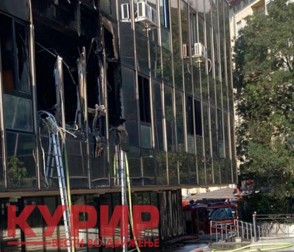 По пожарот, скопјани нема каде да добијат извод