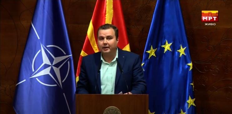 Пренџов: Опозицијата повеќе се труди и лобира за започнување на меѓувладина конференција, додека власта е пасивна