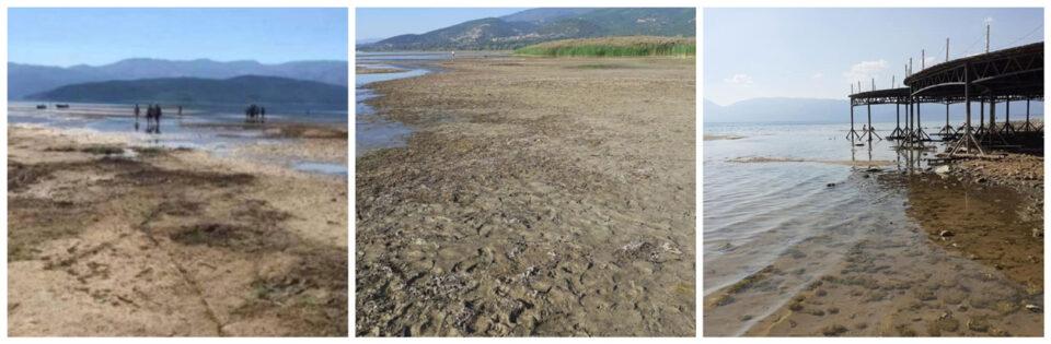 Ја снемува водата, се грижи ли некој за езерата?