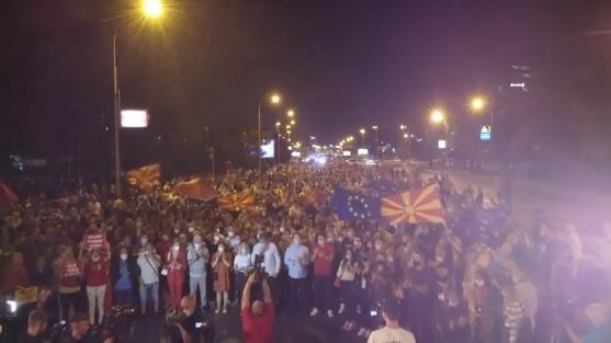ВМРО-ДПМНЕ заедно со народот ќе ја победи мафијата на власта и ќе дојде правдата во Македонија