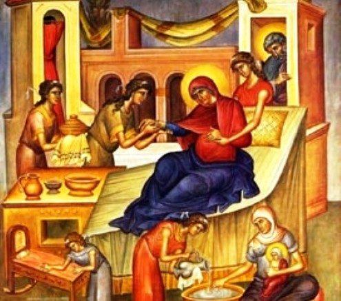 ОД ПОЛНОЌ Е ГОЛЕМ ПРАЗНИК: Еве што да направат жените за Мала Богородица