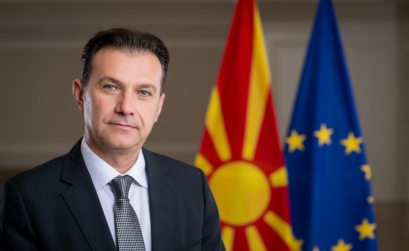 Роберт Поповски е назначен за Национален координатор за одговорно владеење и транспарентност