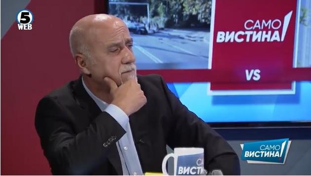 Бишевац: Убеден сум дека Маричиќ нема да направи реформи во правосудството, власта нема политичка волја за тоа