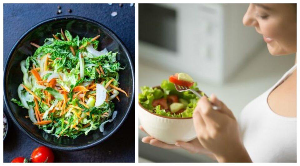 Рeцепт за супер салата: Намалете 2 кг за два дена!
