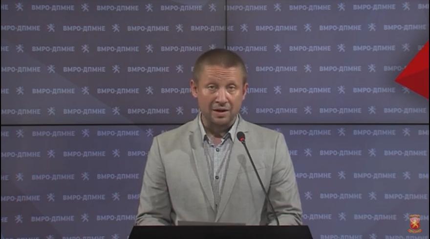 Стојаноски: Филипче доскорешниот прв КОВИД центар го доведе до финансиски колапс