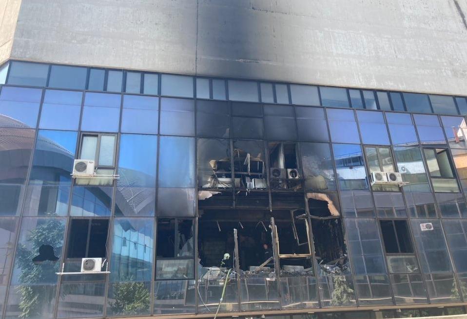 ВМРО-ДПМНЕ бара итна и независна истрага за пожарот во зградата на Секретаријатот за европски прашања и министерството за животна средина