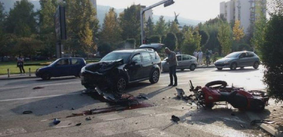 Уважена жалбата на ОЈО Скопје за условната осуда за сообраќајката кај Млечен ресторан, осудениот доби две години затвор