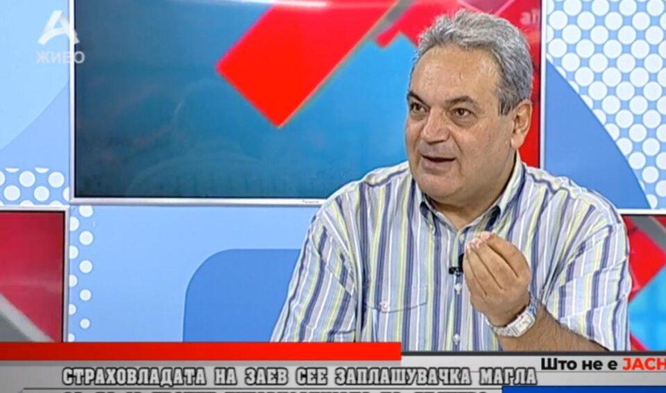 Костов: Длабоко сме западнати во општествена аномија/ беззаконие и пресметки на забеганите елити