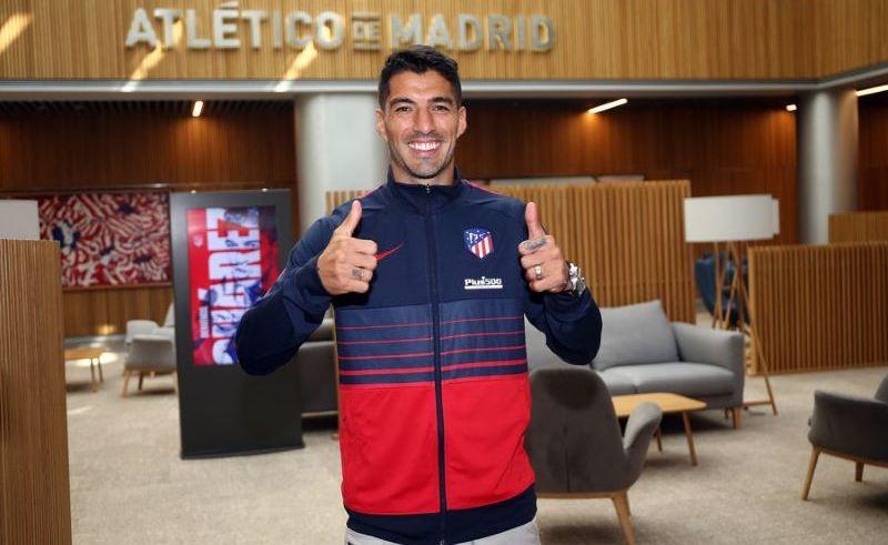 Погледнете како помина Суарез на првиот тренинг во Атлетико