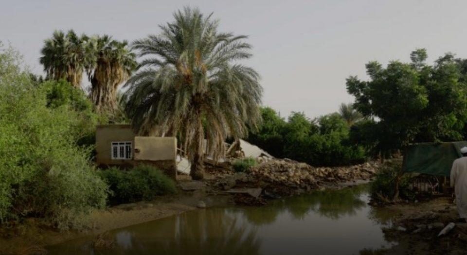 Судан прогласен за подрачје на природни катастрофи