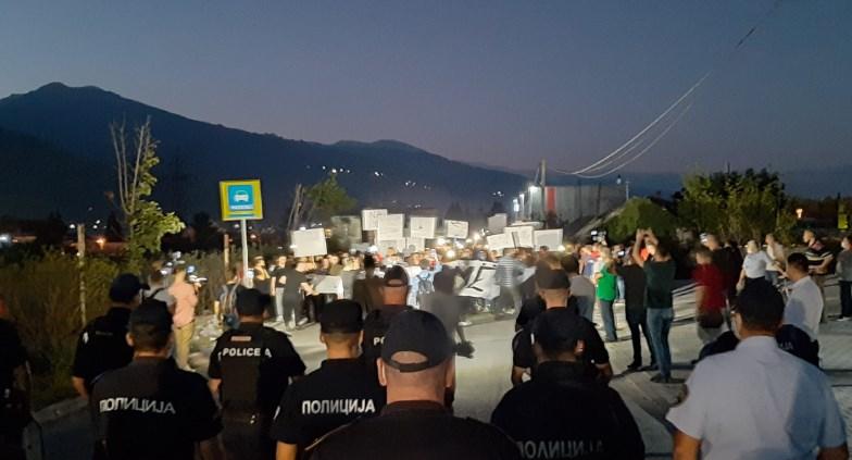 Шести протест против поскапување на струјата во Тетово: Граѓаните бараат пониска цена