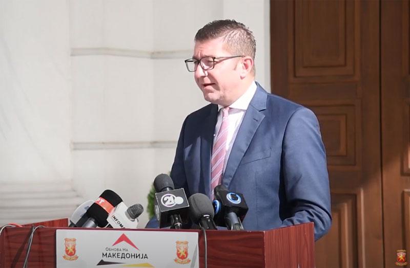 Мицкоски: Четвртиот пакет на мерки е сламка за спас на мафијата на Заев во услови кога економијата ќе продолжи да пропаѓа