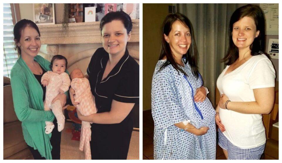 Сингл сме, но тоа не нè спречи да имаме деца: Две другарки забременија во исто време од донори на сперма