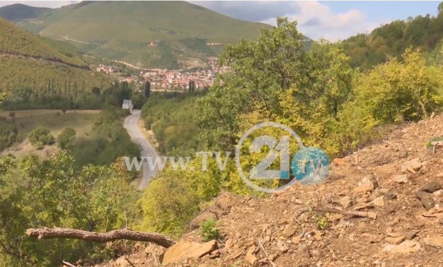 Пет месеци од почетокот на проектот, ниту еден сантиметар асфалт на автопатот Скопје – Блаце