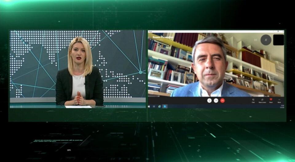 Плевнелиев: Гоце Делчев е заеднички херој и за Бугарија и за Македонија