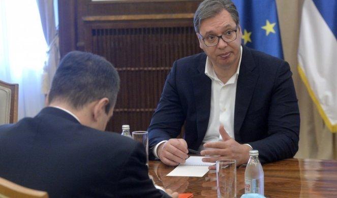 Вучиќ по преговорите во Вашингтон за признавање на Косово : Го одбивме тоа