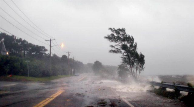 """Ураганот """"Јанус"""" направи голема штета во Грција"""