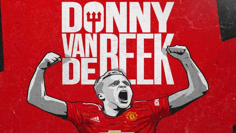 Официјално: Ван Де Бек стана црвен ѓавол!