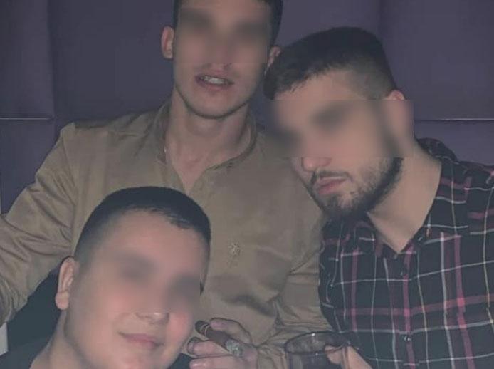 """ФОТО: Децата на Зоран Заев и Вице Заев """"главни"""" во дискотеката """"Аватар"""""""