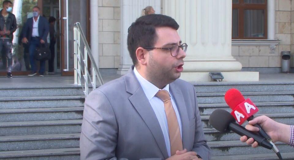 Златев: Самото обвинение против мене содржи барање за цензура, не оддадов државна тајна туку државен интерес