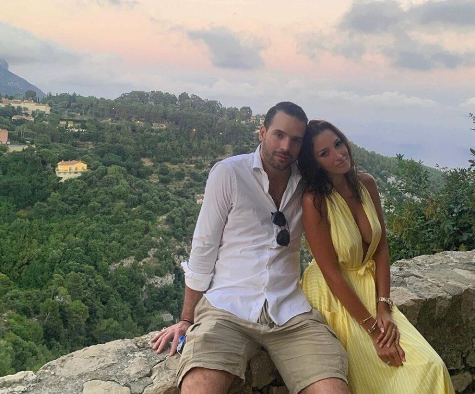 """Александра Пријовиќ откри непознати детали од почетокот на врската со Филип: """"Поради него живеев во авион"""""""