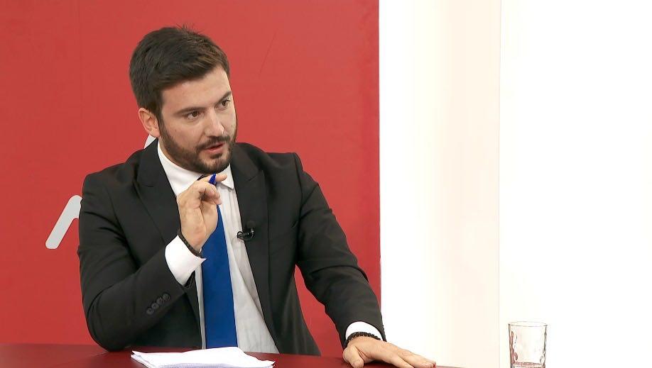 Јорданов: Ребалансот на буџет е лошо скроен, освен популистички во него нема мерки за раздвижување на економија