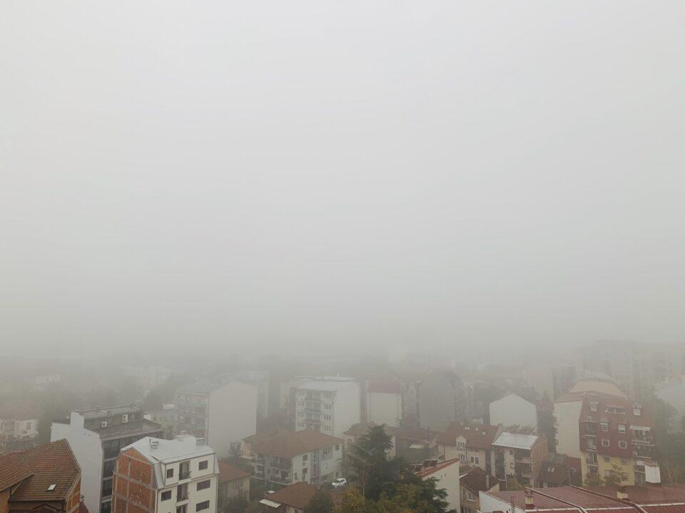 Ништо од планот за чист воздух на Владата, воздухот загаден уште на старт на грејна сезона