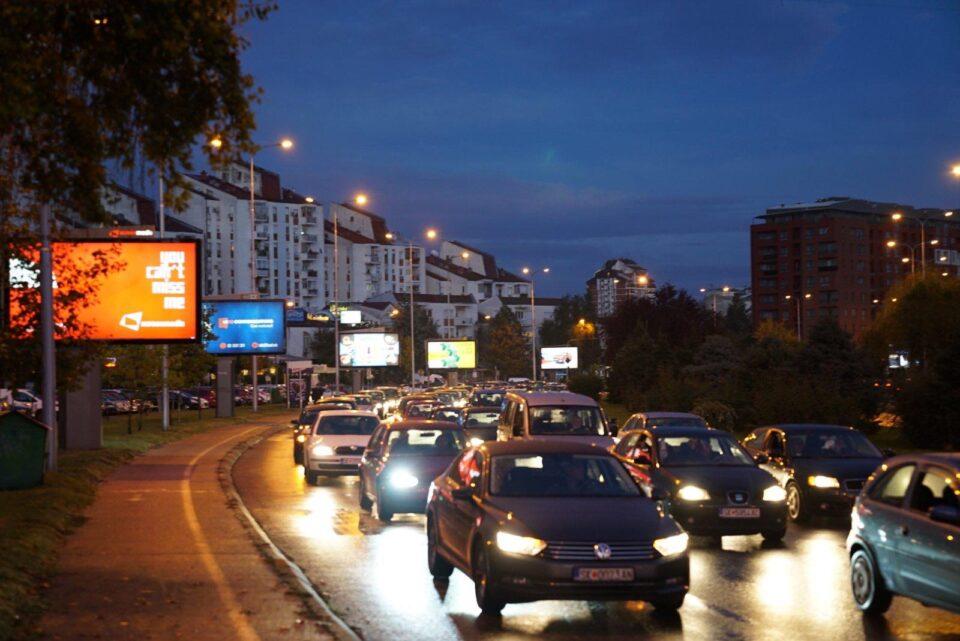 ФОТО: ВМРО-ДПМНЕ со нов протест против поскапувањето на струјата