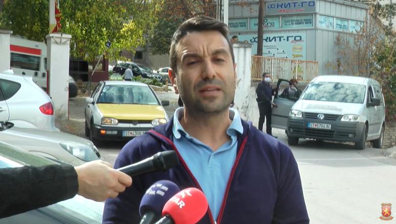 Ефтимов: Ветувањето на монтажната болница во Штип ќе остане само ветување напишано на социјалните мрежи