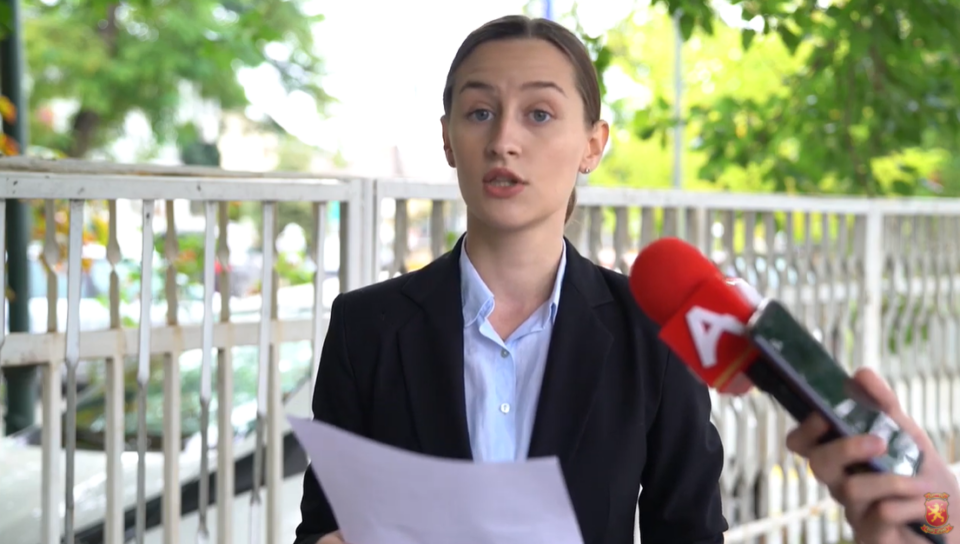 Менкиноска: Висината на една зграда на Наумоски има повисока цена од здравјето на неговите соработници, медиумските работници и граѓаните