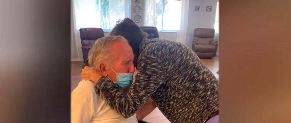 ВИДЕО: Конечно заедно: По 60 години брак, 215 дена беа разделени поради пандемијата