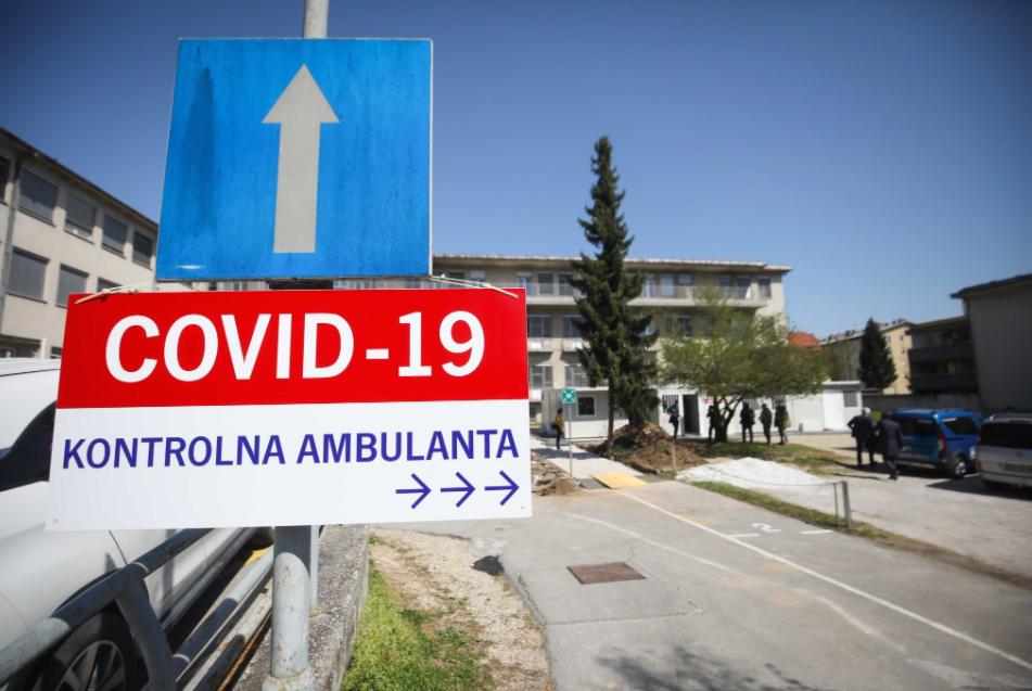 Нови рекордни бројки на новозаразени во Србија, БиХ и Словенија
