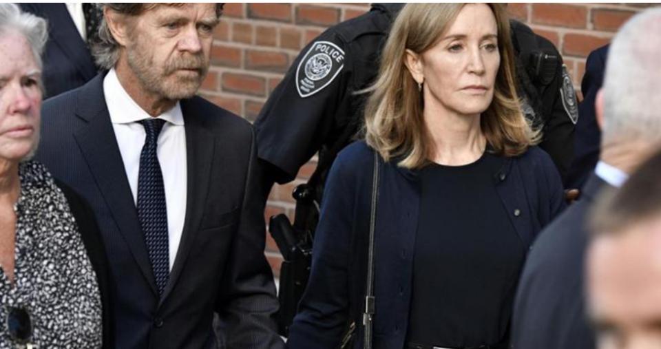 Холивудска ѕвезда отслужи затворска казна поради фалсификат
