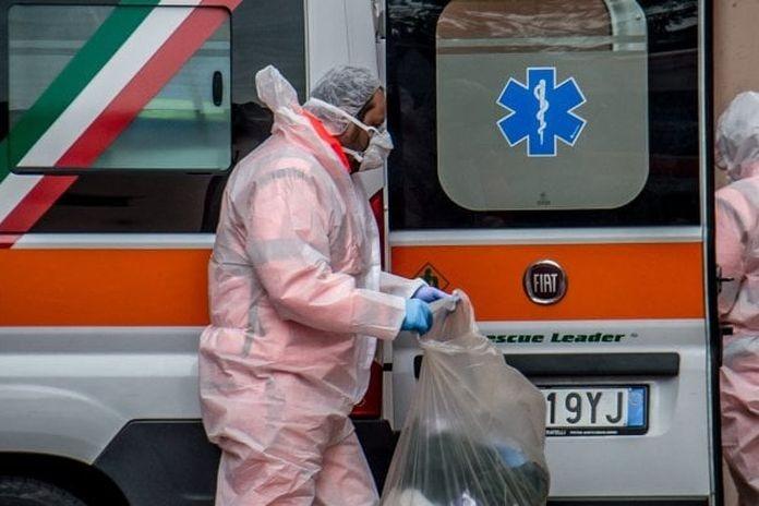 Италија во паника, за еден ден 2.500 заболени од коронавирус