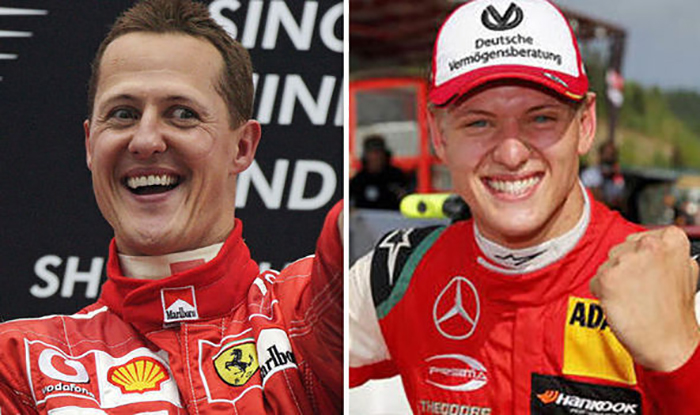 Доаѓа наследникот: Синот на Михаел Шумахер од следната година во Формула 1