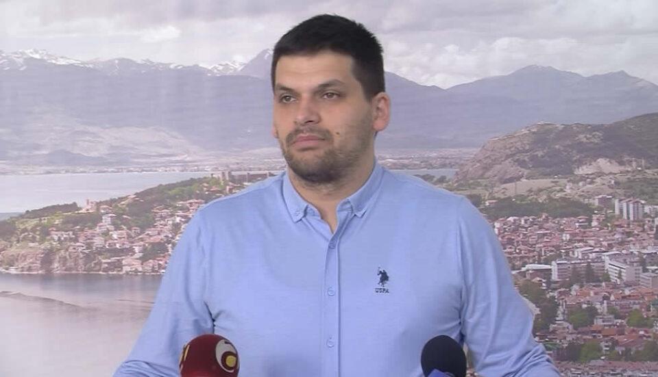 Пецаков: ВМРО – ДПМНЕ предлага амандман за изградба и уредување на кејот во Охрид