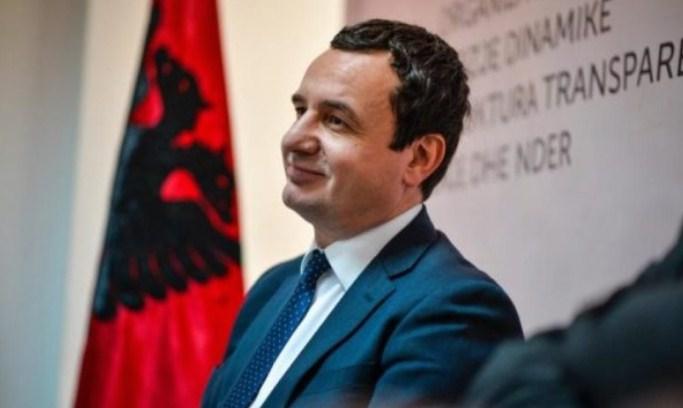 Лидерот на косовската опозиција Албин Курти позитивен на Ковид-19