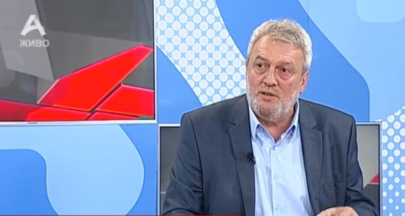 Ангеловски: Владата на Заев е составена од луѓе кои ја разнебитуваат Македонија