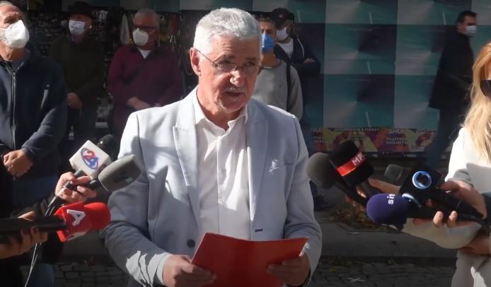 """""""ВМРО-ДПМНЕ со иницијатива до Уставниот суд да не може на погодените семејства да им се исклучува струјата, тоа е злоупотреба на монополската позиција на ЕВН толерирано од Владата"""""""