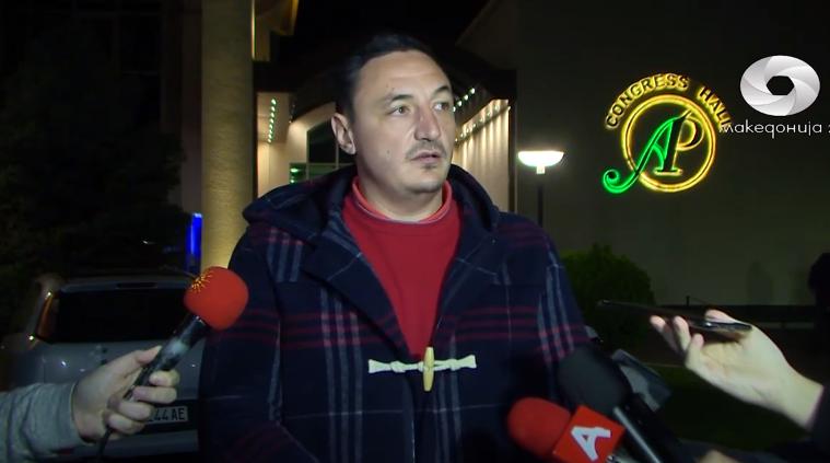 Ристовски: Двајцата кандидати се недостојни да го водат МОК, имаме сериозни докази и за кривично гонење во иднина и за двајцата
